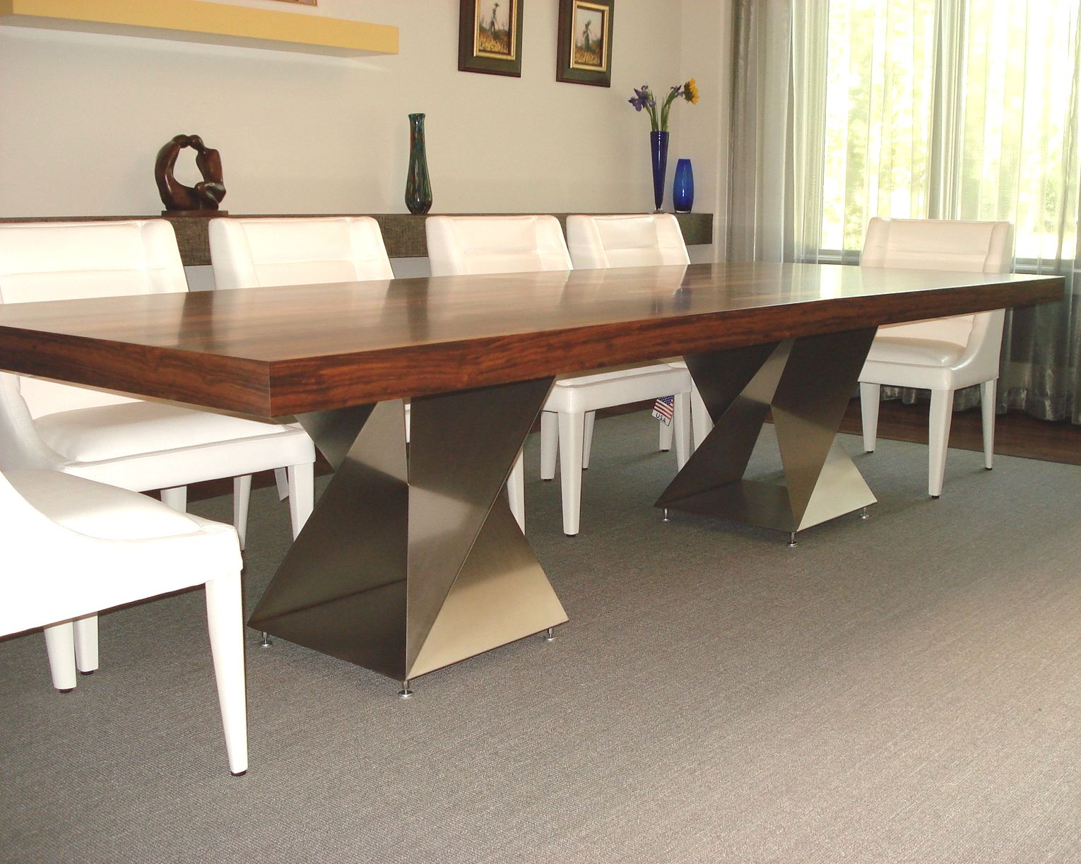 Nice Stainless Steel Table Bases. $ 459.00 ...