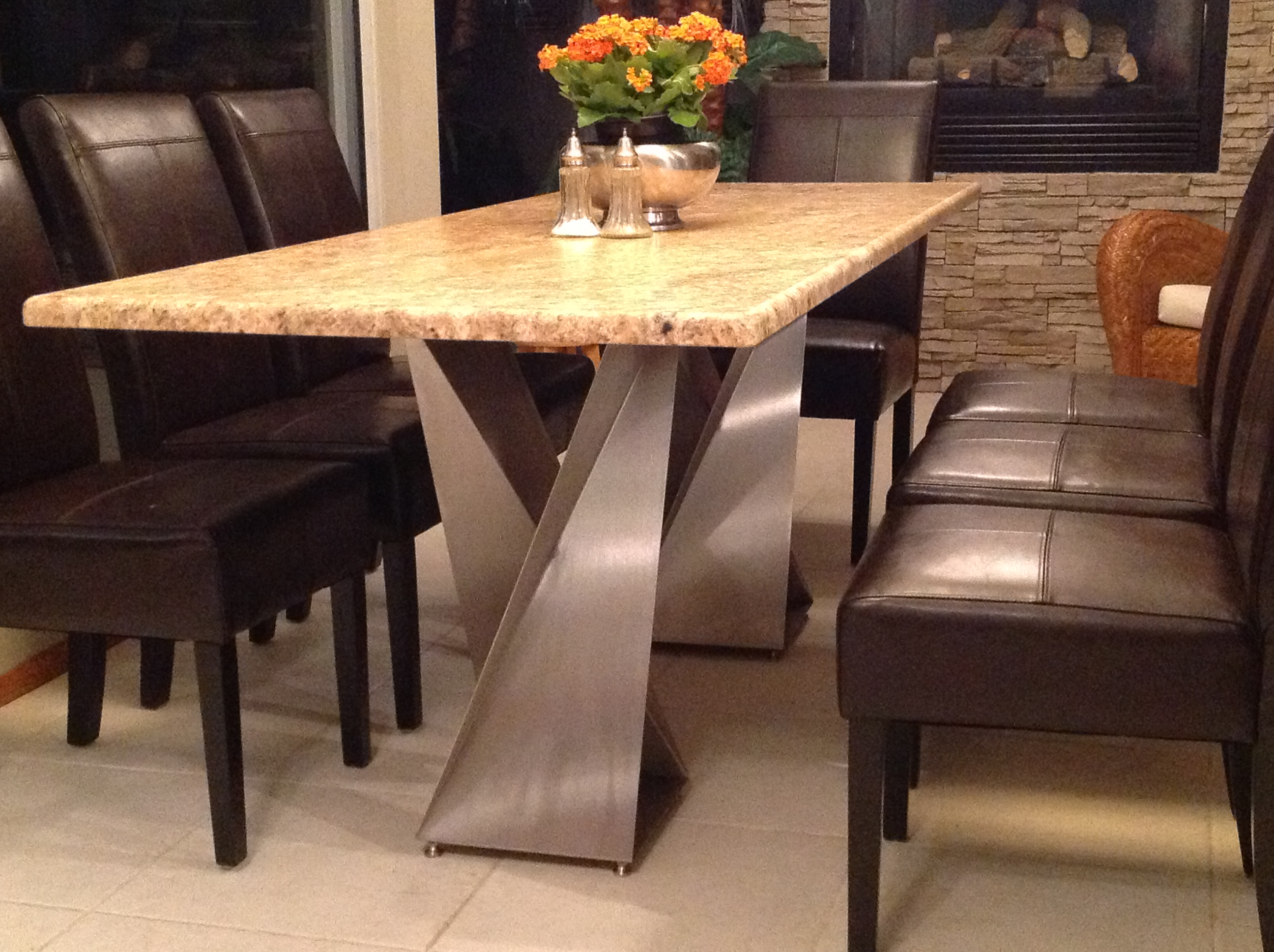 Stainless Steel Table Bases. $ 459.00 ...
