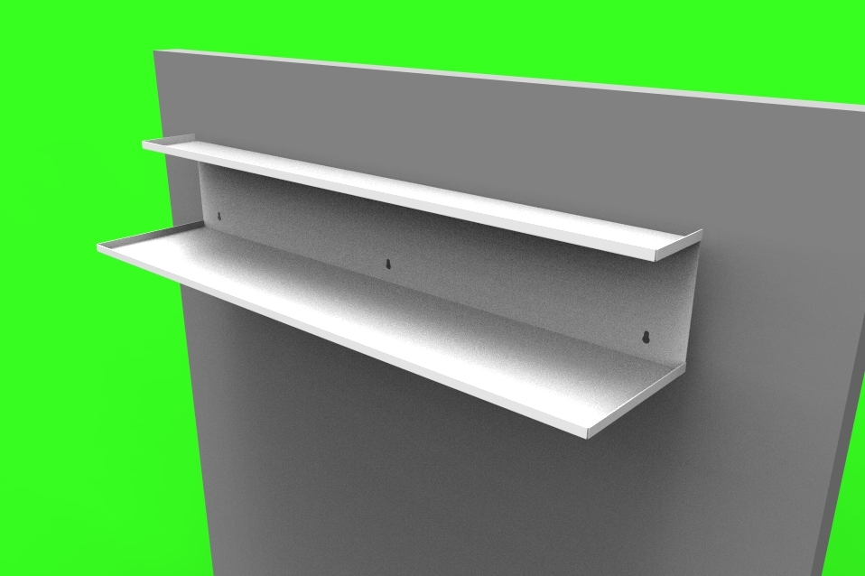 stainless steel shelves custom metal home. Black Bedroom Furniture Sets. Home Design Ideas