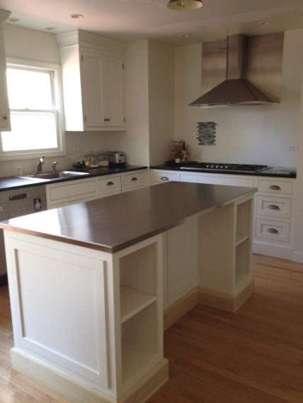 Countertop Material * Stainless Steel - #4 brushed finish Stainless ...
