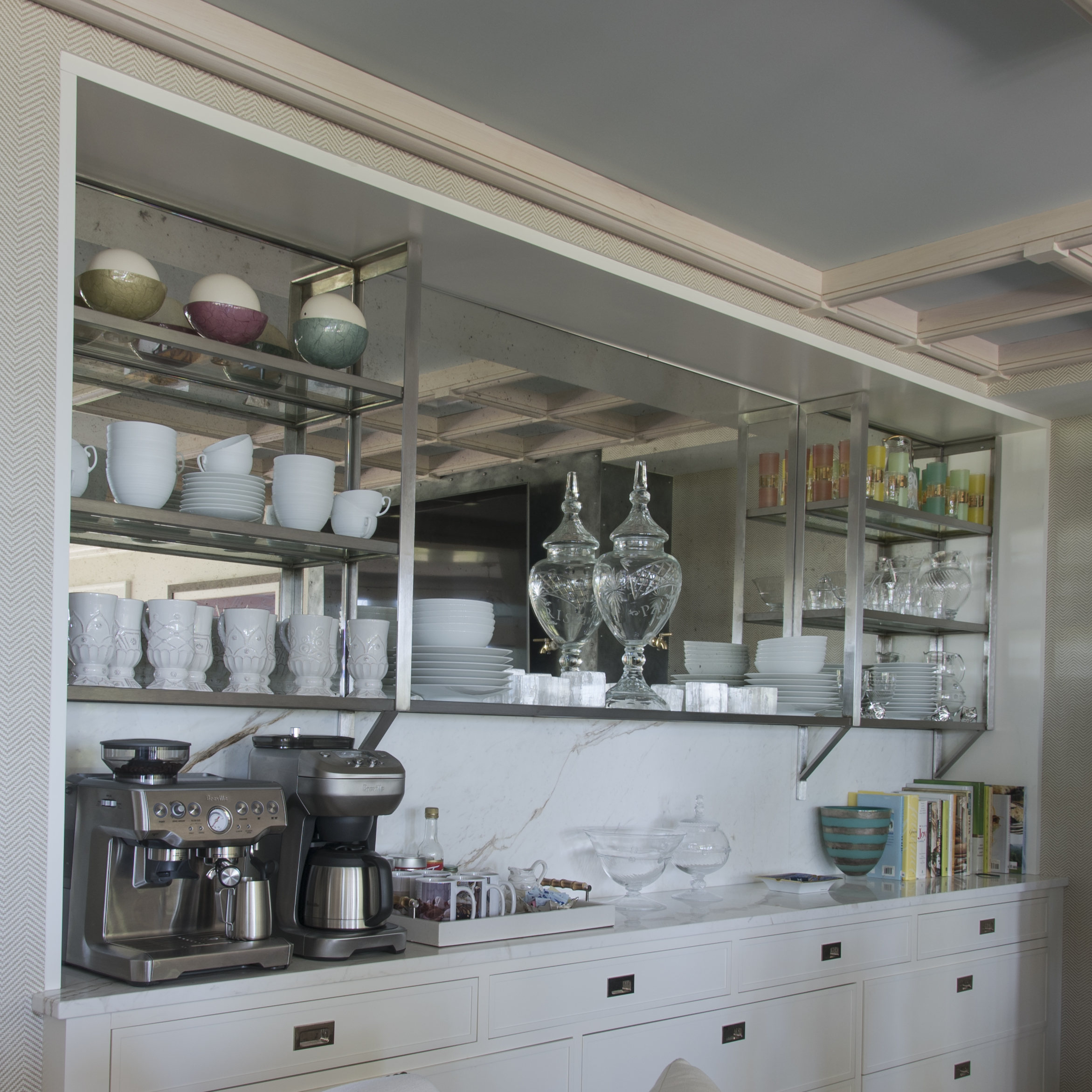 Custom Shelving Units – Custom Metal Home