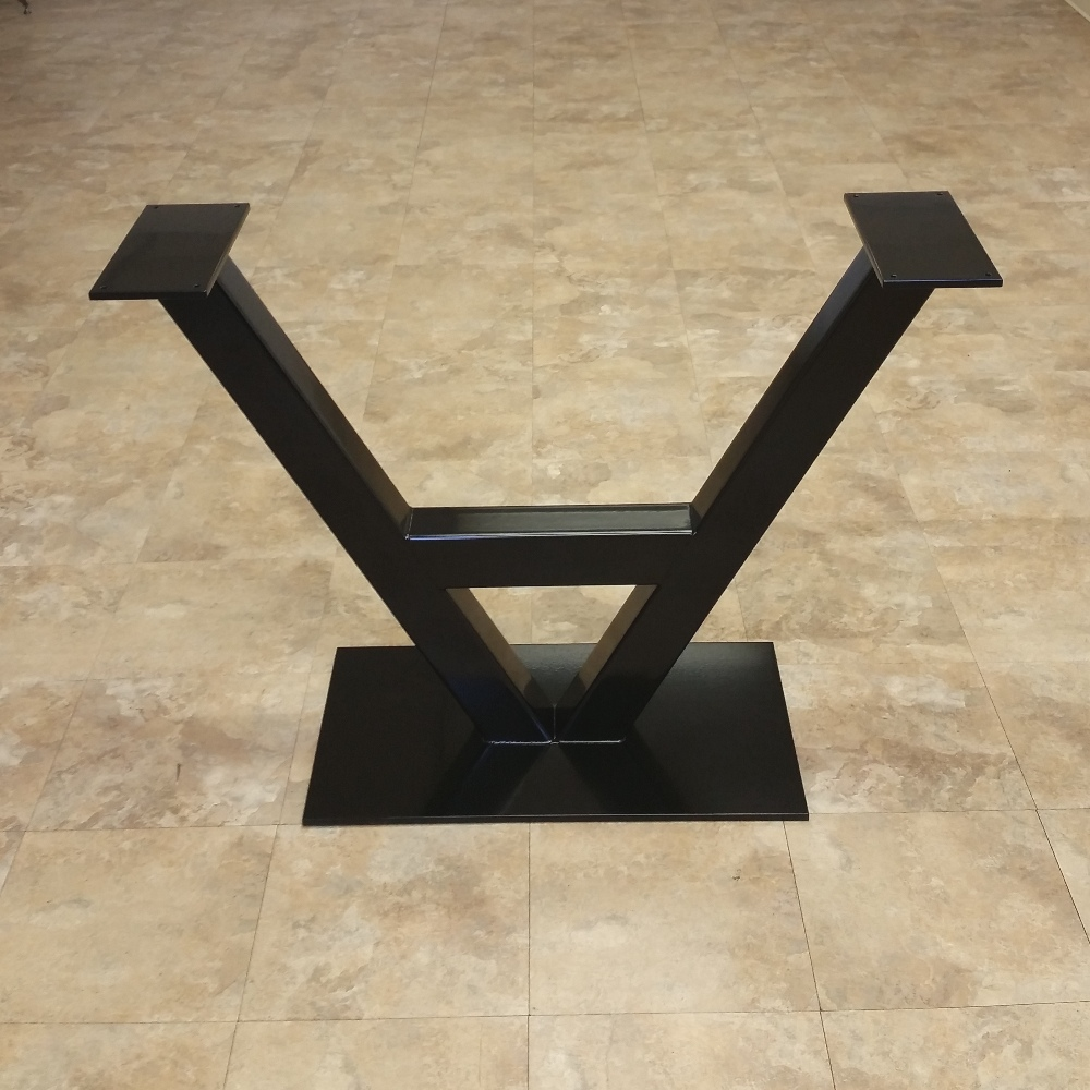 Carla Table Legs Custom Metal Home : Carla Table Base 2 from custommetalhome.com size 1000 x 1000 jpeg 269kB