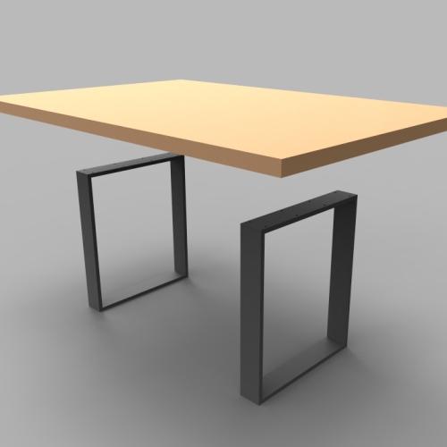 Daniella Table Legs Custom Metal Home : Daniella Table Legs from custommetalhome.com size 500 x 500 jpeg 44kB