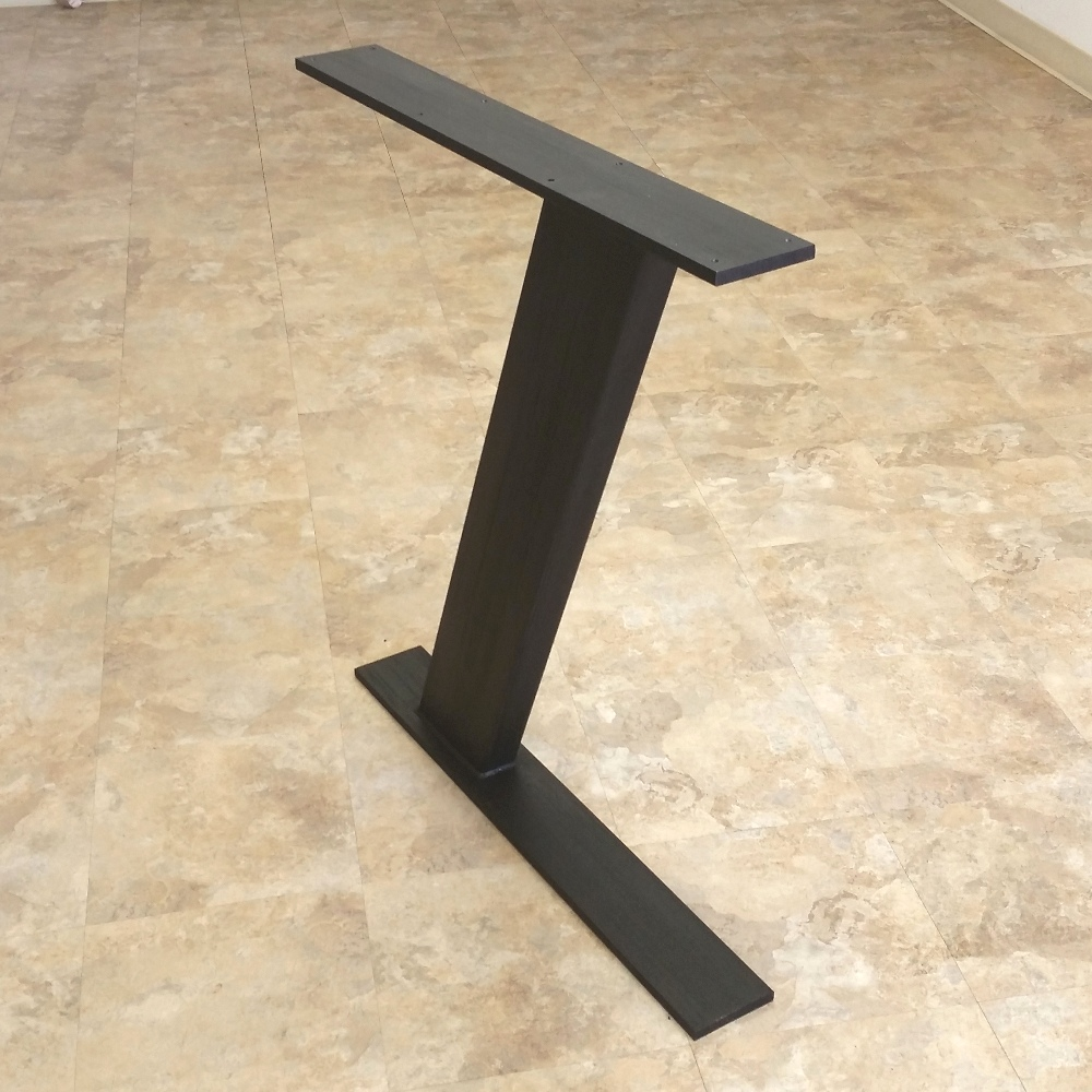 Zaira table legs custom metal home for What to use for table legs
