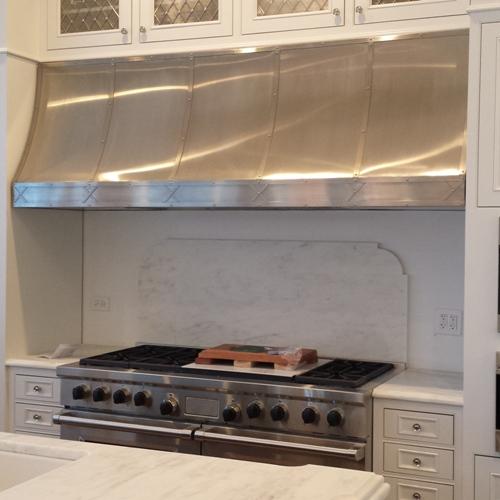 Stainless Steel Range Hoods Custom Metal Home