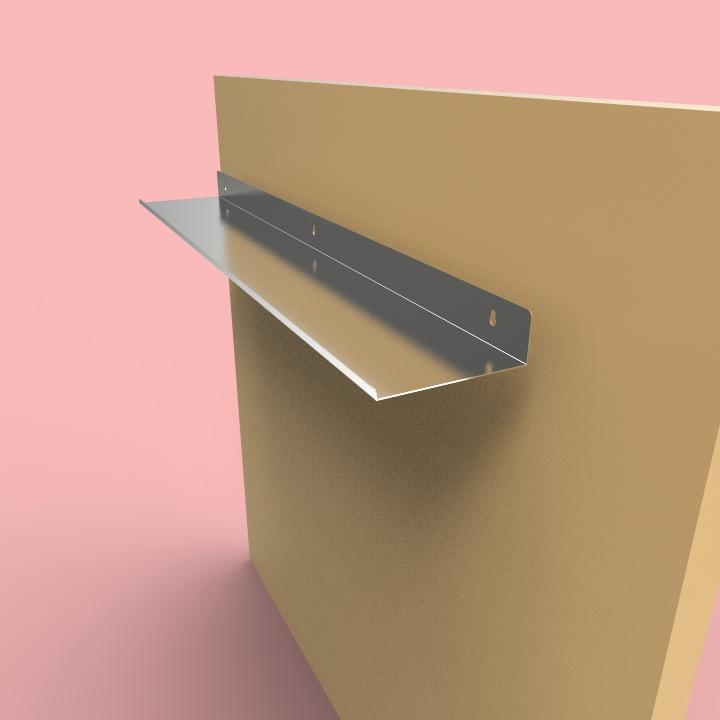 stainless steel shelves sh3 design custom metal home. Black Bedroom Furniture Sets. Home Design Ideas