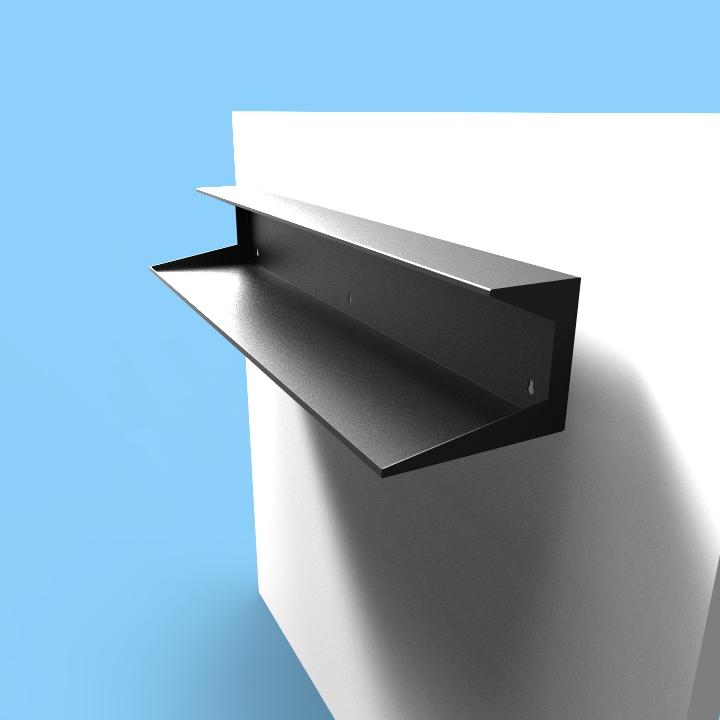stainless steel shelves sh4 design custom metal home. Black Bedroom Furniture Sets. Home Design Ideas