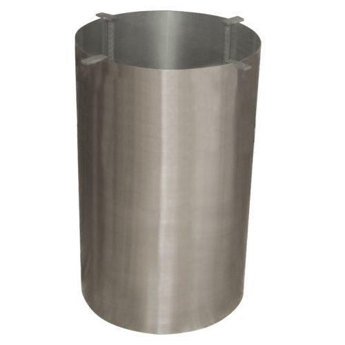stainless steel drum base