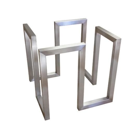 athena style steel base