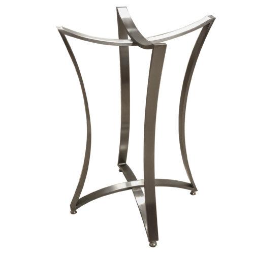 neptune style steel table base