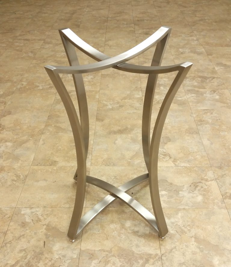 modern table base