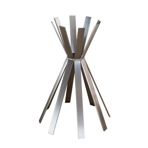 phoenix style metal table base