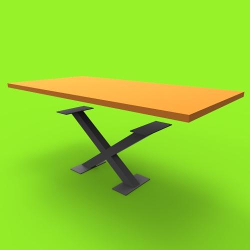 emma style table base