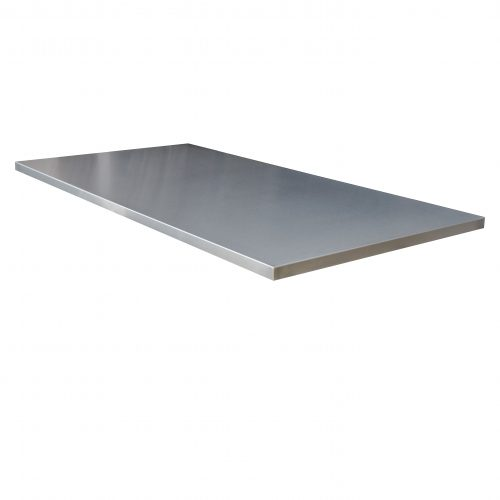 rectangle stainless steel table top