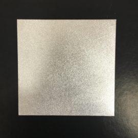 zinc-matte finish