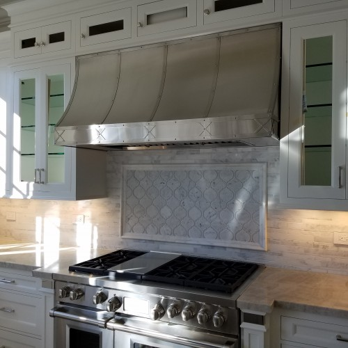 At Custom Metal Home, We Take Pride In Building Range Hoods Entirely To  Customer Specifications. We Regularly Make Different Variations Of  Stainless Steel ...