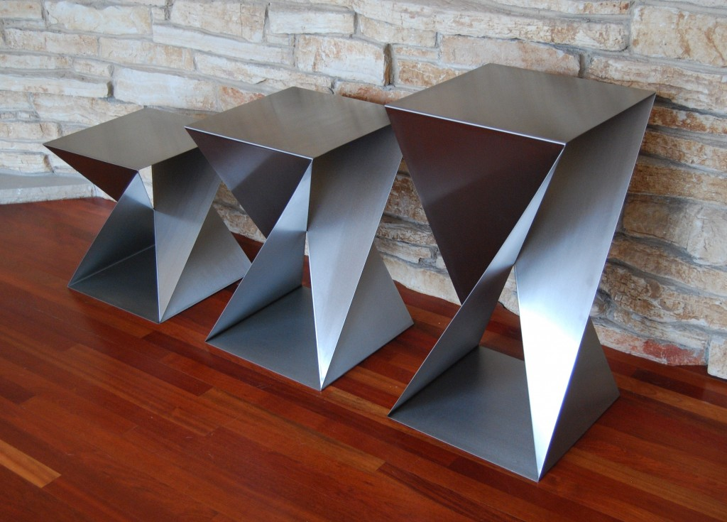 Twist Table Bases